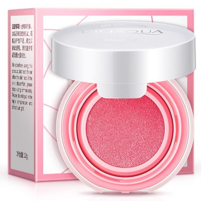 Румяна кушон Bioaqua (01 светло-розовый)
