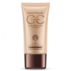 Крем CC Natural Concealer Bioaqua (слоновая кость)