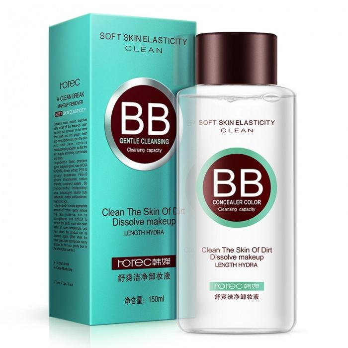 Жидкость для снятия макияжа BB Gentle Cleansing Rorec