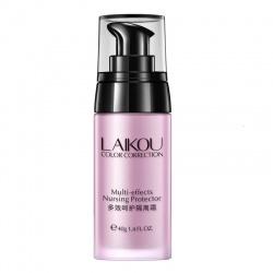 База под макияж розовая Laikou