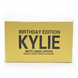 Набор помад Kylie Birthday Edition