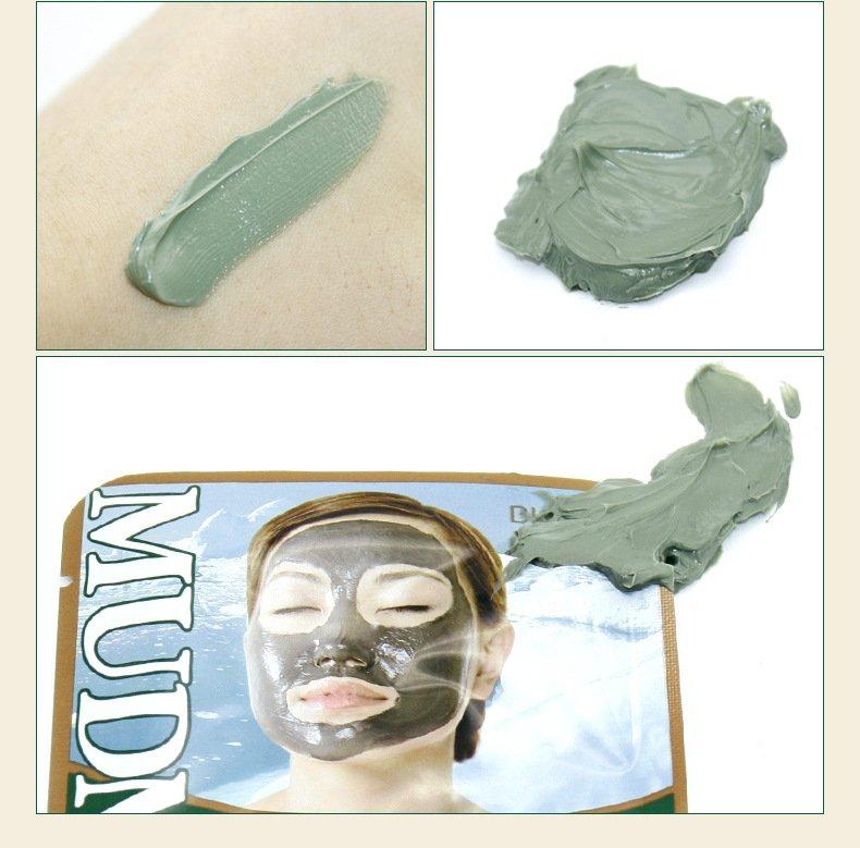 Bioaqua маска из глины и зеленого горошка