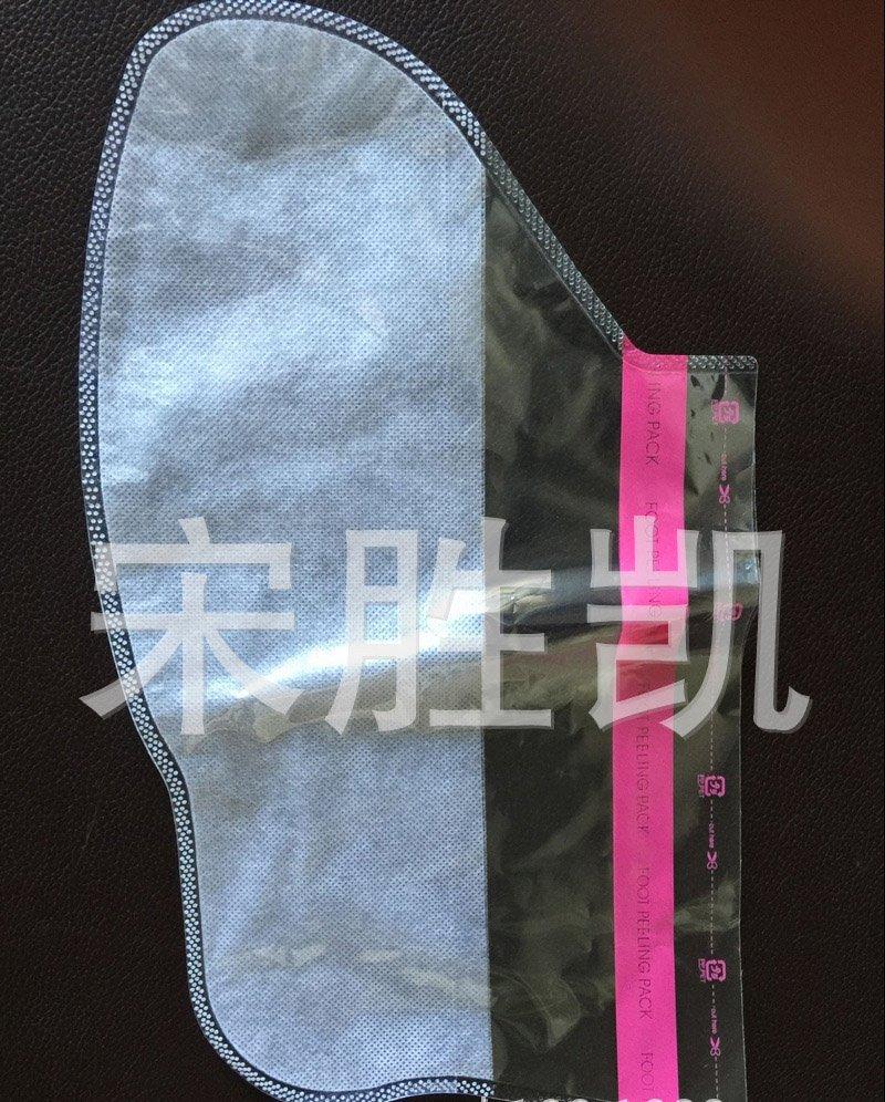 Носочки для педикюра с ароматом розы Sosu