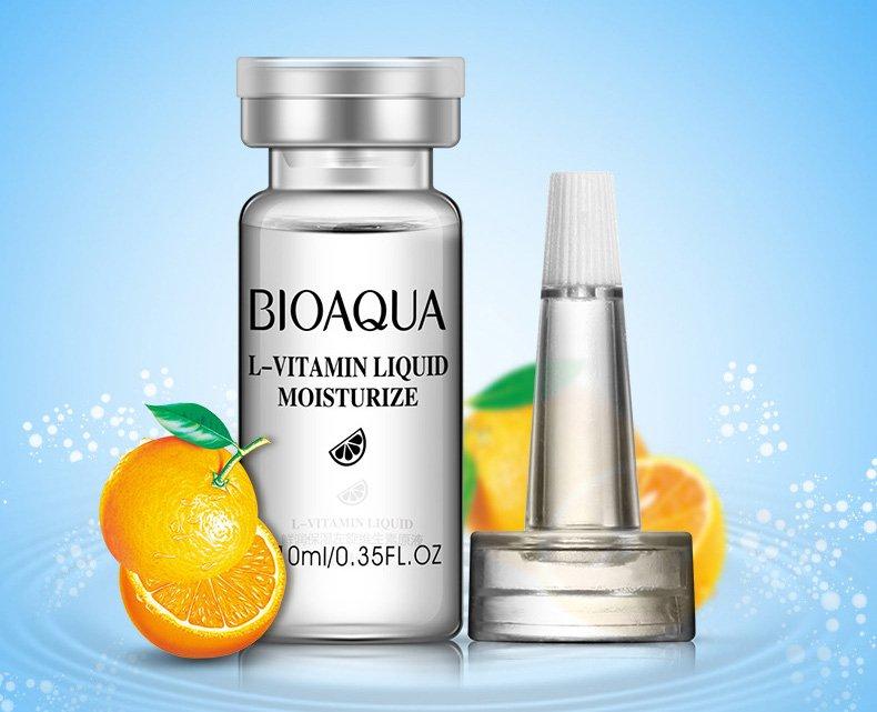 Сыворотка с витамином C Bioaqua 10 мл