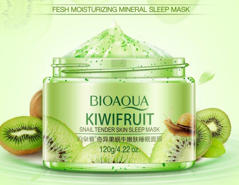 Ночная маска с экстрактом киви Bioaqua