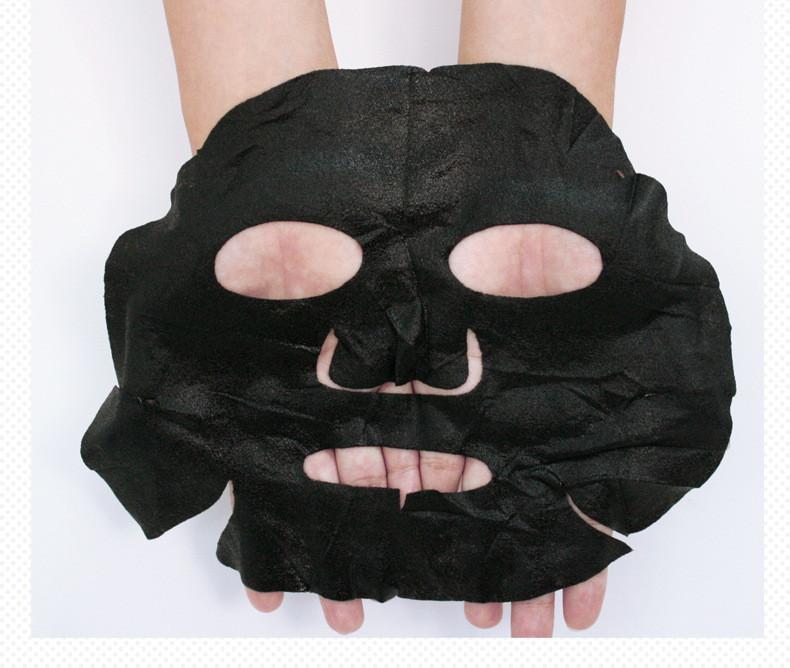 Маска для лица с бамбуковым углем и муцином улитки Rorec HC4854: teomart.ru - фото 4