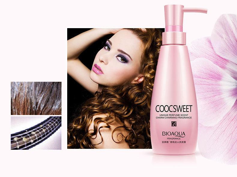 Шампунь парфюмированный Cocosweet Bioaqu
