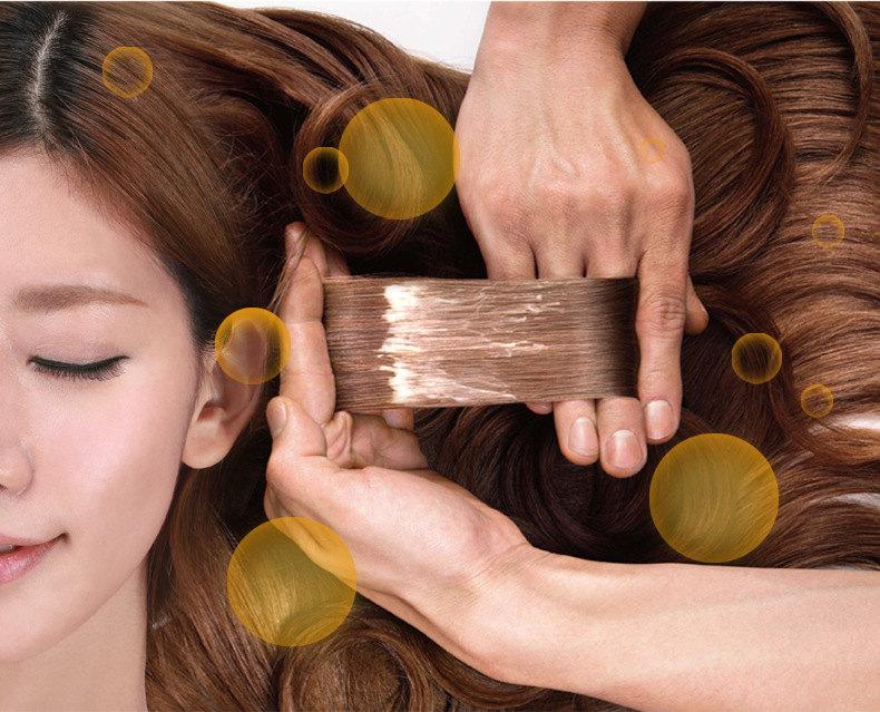 Маска для волос с имбирем Bioaqua