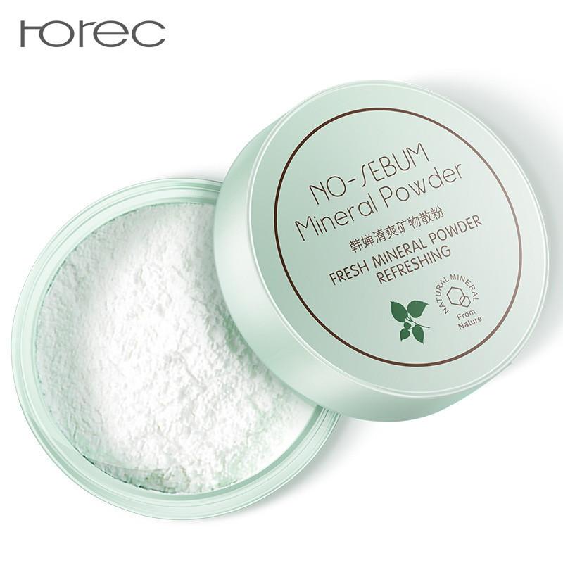 Пудра минеральная матирующая для лица Rorec: teomart.ru - фото 2
